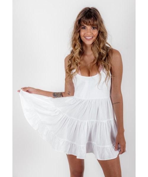 Vestido Beach Branco