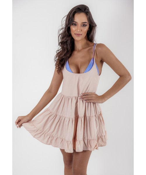 Vestido Beach Rose